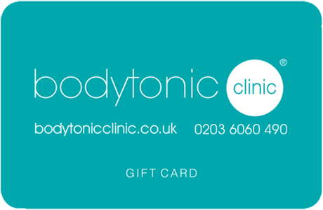 Buy a bodytonic clinic gift card
