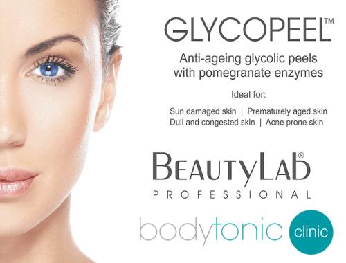 Beauty Lab Glycolic peel facial bodytonic clinic SE16-SE8-E1W-E14