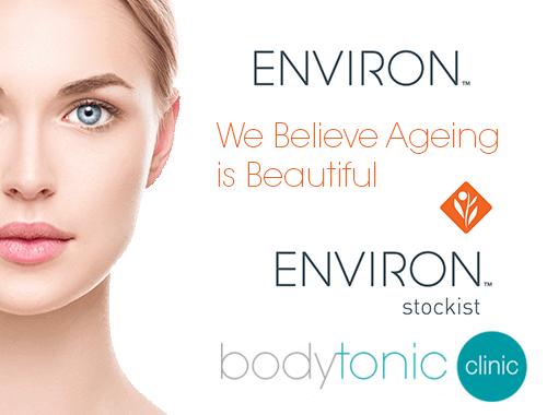 Environ Facial Skincare bodytonic clinic