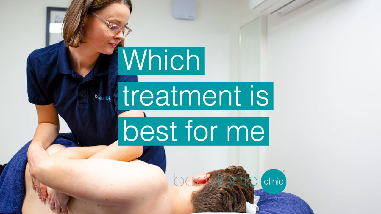 Which Treatment is Best for Me bodytonic clinic SE16