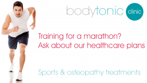 Marathon Training Bodytonicclinic London Se16 e1 w e15 e14 se8