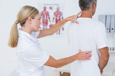 Back manipulation treatment for pain