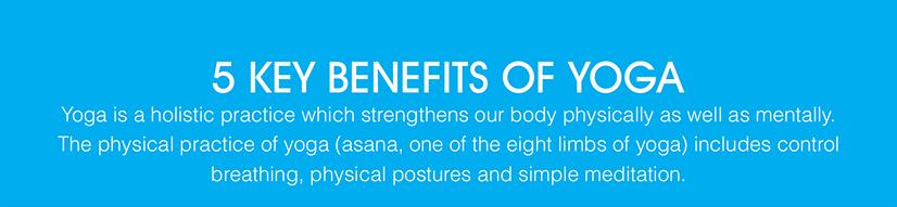 5 Key benefits of Yoga bodytonic clinic