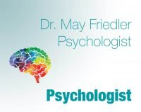 Dr. May Friedler Psychologist