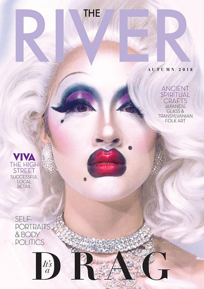 The River Magazine bodytonic clinic Its a Drag Edition