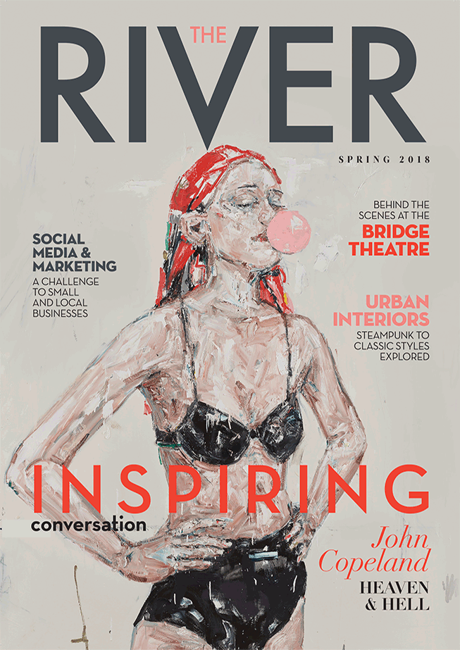 The River Magazine bodytonic clinic Inspiring edition