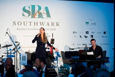 Southwark Business Awards Finalist 2018 Gala Event