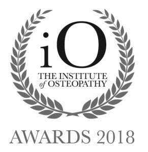 bodytonic clinic the Osteopathy Practice of the Year 2018 Winner
