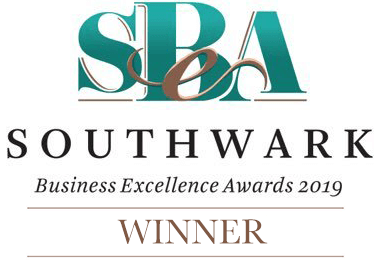 bodytonic clinic Southwark Business Excellence Awards 2019 Winner