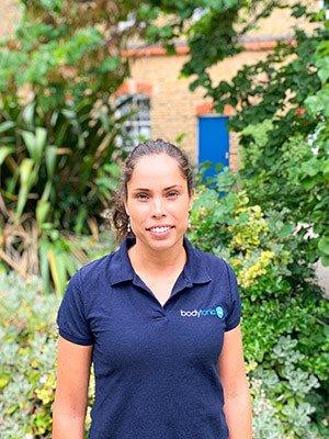 Carolina Vaccari osteopath London bodytonic clinic