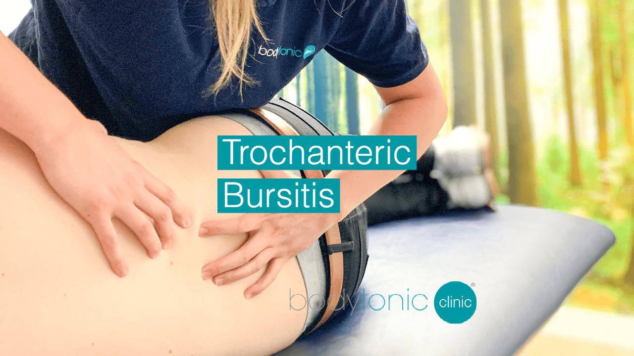 Trochanteric Bursitis bodytonic clinic London