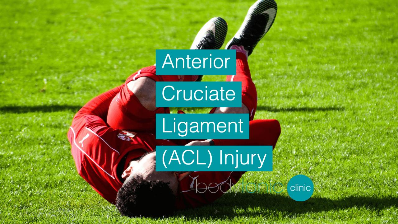 ACL Injury bodytonic clinic SE16 London