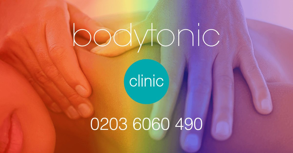 bodytonic clinic logo London