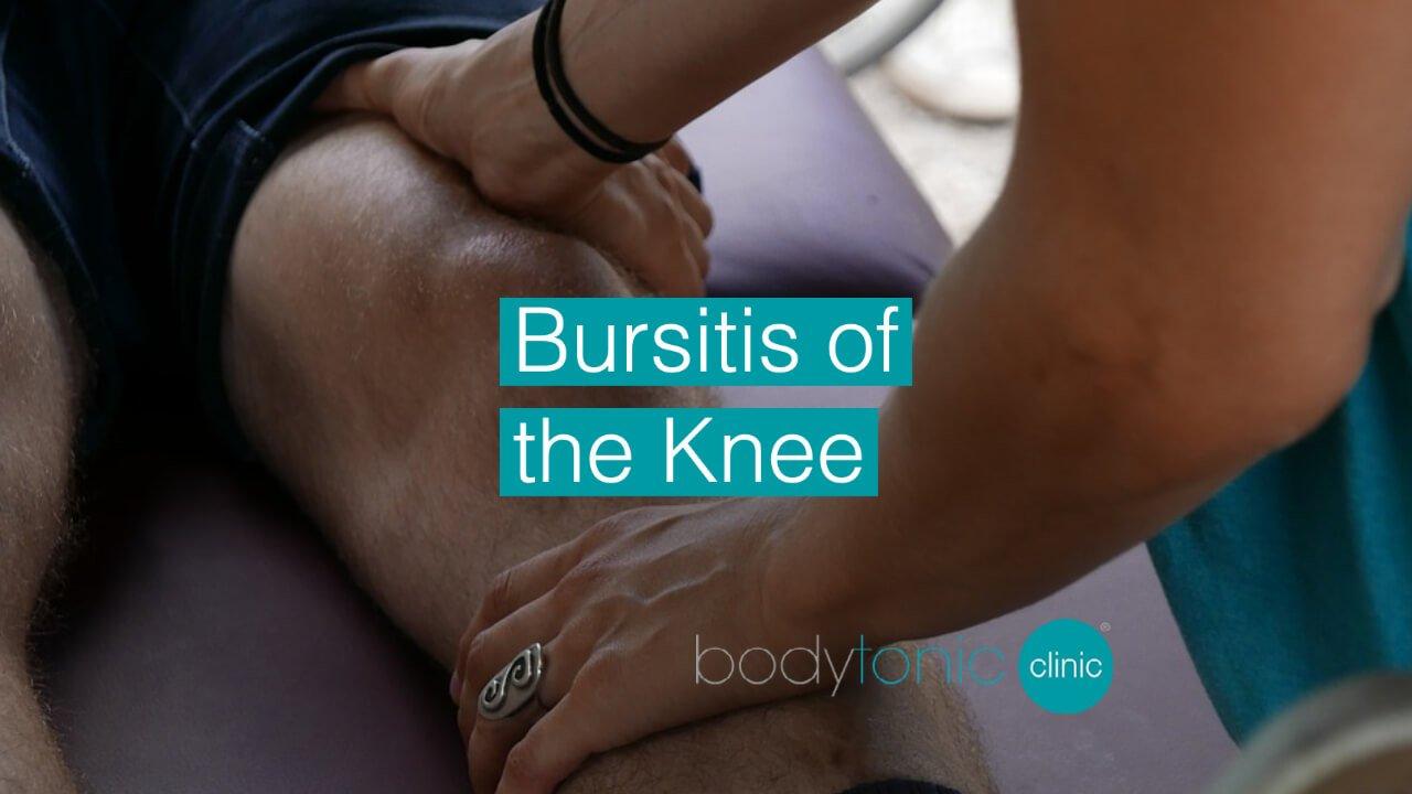 Bursitis of the Knee bodytonic clinic