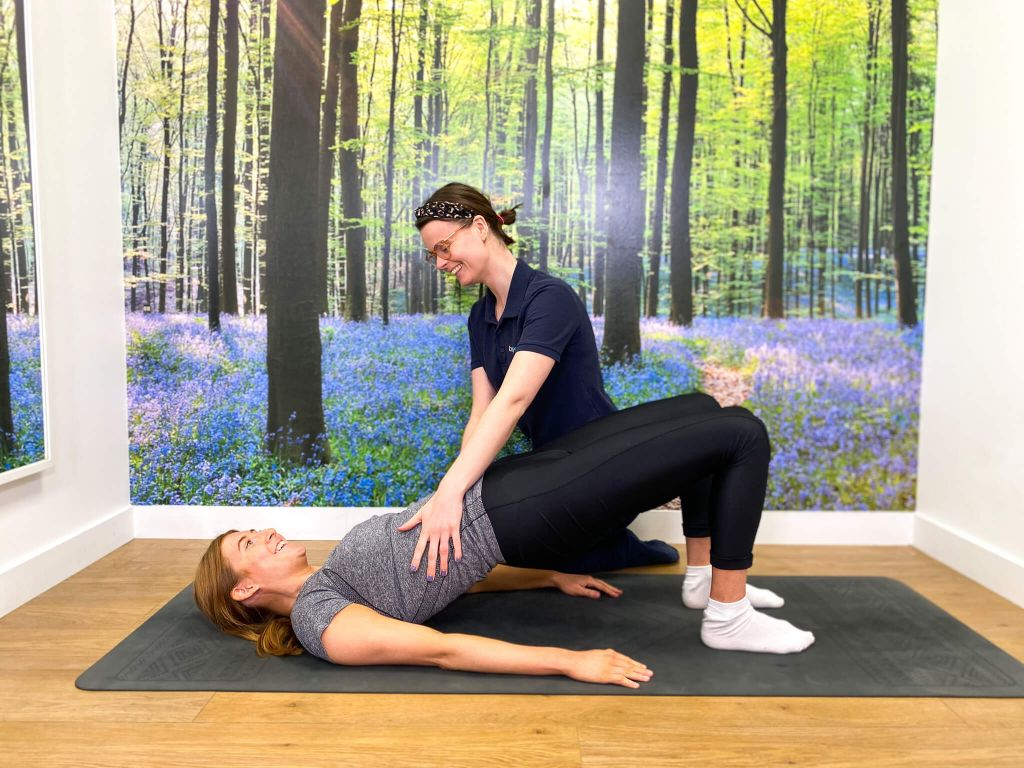 1-2-1 Pilates bodytonic clinic SE16 London