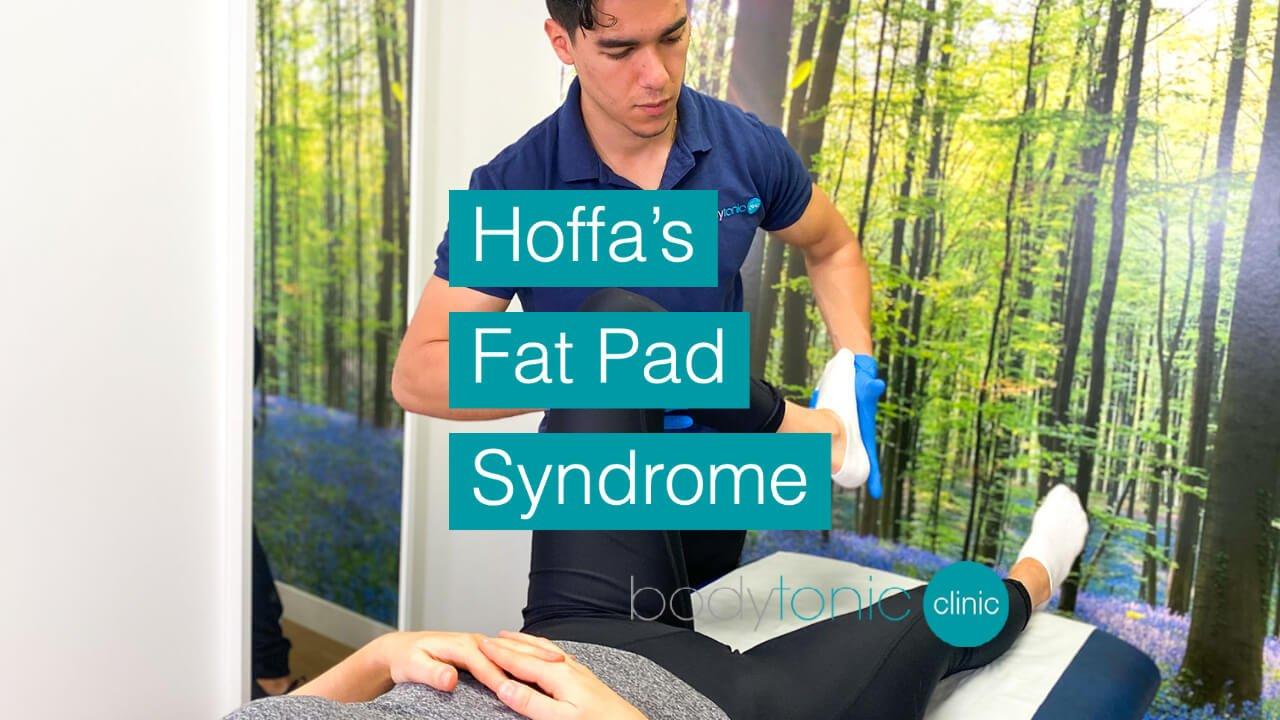 Hoffa's Fat Pad Syndrome bodytonic clinic SE16 London